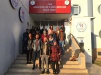 Aydın'da 'Mavi Şemsiye' Konulu Eğitim