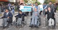 MALULEN EMEKLİLİK - Aydın Sağlık-Sen Engelli Çalışanlar Adına Taleplerde Bulundu