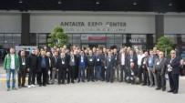 Aydın Ticaret Borsası Üyelerini 'Tarım Teknolojileri' Fuarıyla Buluşturdu