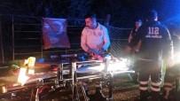 ZEYTINLI - Balıkesir'de Trafik Kazası Açıklaması 2 Ölü