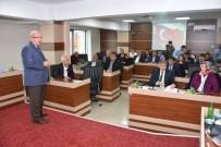 KAPAKLı - Başkan Albayrak Kapaklı Belediyesi Meclis Toplantısına Katıldı