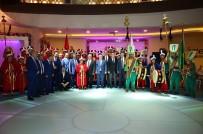 İHSAN KARA - Başkan Çetin, Engellilerle Bir Araya Geldi