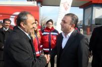 GAZILER - Başkan Ercan, Şehit Ailelerini Ve Gazileri Yalnız Bırakmadı