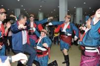 İŞARET DİLİ - Başkan Tuna, Engellilerle Bir Araya Geldi