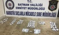 BATMAN EMNİYET MÜDÜRLÜĞÜ - Batman'da Uyuşturucu Operasyonu Açıklaması 3 Gözaltı