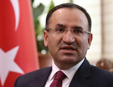 Bekir Bozdağ: Kılıçdaroğlu istifa etmeli