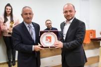 MUSTAFA YıLMAZ - Bilecik Şeyh Edebali Üniversitesi Satranç Turnuvası Sona Erdi