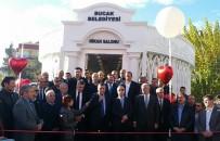REŞAT PETEK - Bucak Belediyesi Nikâh Salonu Açıldı