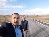 MUSA YıLMAZ - Çavdarhisar'da Köy Yolu Çalışmaları
