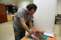 TELEFON KILIFI - Deri El Sanatları Kursu İlgi Görüyor