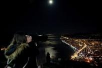 KUŞ BAKıŞı - Doğu Karadeniz'in İki İncisinin Gece Manzarası Büyülüyor