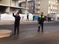 ENGELLİ GENÇ - Down Sendromlu Can Trafik Polisi Oldu