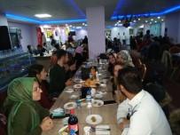 MUSTAFA KARATAŞ - Eğitim Bir Sen'den Karayazı'da Tanışma Toplantısı