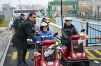Engelli Öğrencilere Trafik Eğitimi