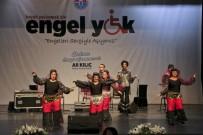 FOLKLOR GÖSTERİSİ - Engelliler Gönüllerince Eğlendi