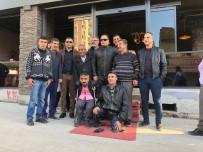 SAVAŞ KONAK - Engelliler İçin Gümüşhane'den Silopi'ye Geldi