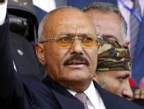 ALİ ABDULLAH SALİH - Eski Yemen Cumhurbaşkanı Salih öldürüldü