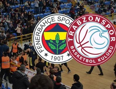 Fenerbahçe, Trabzonspor Basketbol Başkanına suç duyurusunda bulundu