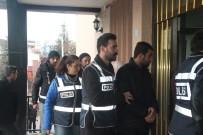 FETÖ Operasyonu Kapsamında Gözaltına Alınan 7 Kişi Adliyeye Sevk Edildi