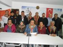 GENÇ OSMAN - Genel Başkanlığa Mehmet Çetin Seçildi