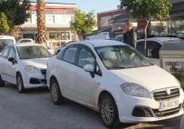 ÇALINTI ARAÇ - İkiz Plakalı Araçlar Art Arda Park Edince...