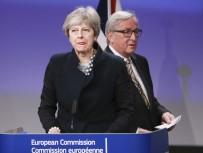 THERESA MAY - İngiltere Ve AB Brexit Görüşmelerinde Anlaşmaya Varamadı