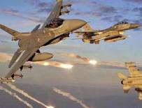 SİLAH DEPOSU - Kuzey Irak'a hava harekatı: 36 PKK hedefi imha edildi!