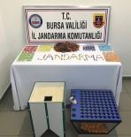 ASKER KAÇAĞI - Jandarma Kumar Oynatan Derneklere Göz Açtırmıyor