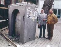 HAYDARPAŞA - Kadıköy Belediyesi'nden Ladikli Çuhadaroğlu Ahmet Ağa Çeşmesi Açıklaması