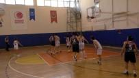 Kadınlar Basketbol Bölgesel Ligi Açıklaması Nazilli Belediyespor 77 - Antalya Yıldız 60