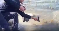 ŞEREFIYE - Katil Zanlısı Yurt Dışına Kaçmaya Çalışırken Yakalandı