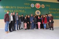 ŞEHİR MÜZESİ - Kıbrıslı Tiyatro Oyuncularından Bilecik Gezisi