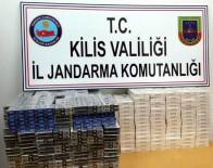 Kilis'te Kaçak Sigara İle Akaryakıt  Ele Geçirildi
