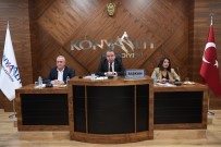 KONYAALTI BELEDİYESİ - Konyaaltı'nda Fuar Merkezine Ve 37 Parka İsim Verildi