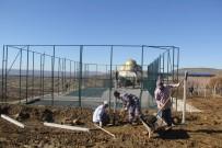 KONUKLU - Kulp Belediyesi Yatılı Kur'an Kursu'na Spor Sahaları Yapacak