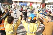 MADENCILER GÜNÜ - Madenciler Günü Tulum Eşliğinde Kutlandı