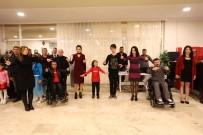 TÜRK HALK MÜZİĞİ - Manavgat Belediyesi'nden Engelsiz Kutlama