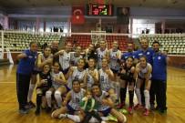 PLAY OFF - Merinosspor Voleybol Takımı, Şampiyonluk Yolunda Namağlup İlerliyor