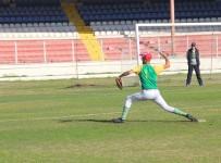 ALİ FUAT CEBESOY - Mersin, Beyzbol Müsabakalarına Ev Sahipliği Yaptı