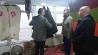 MHP'den, Birlik Başkanı Akın'a Ziyaret