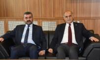 MHP'li Avşar'dan MTSO'ya Ziyaret