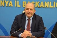NUMUNE HASTANESİ - Milletvekili Baloğlu, Konya Ve Ülke Gündemini Değerlendirdi