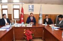 YıLDıZLı - Muş Belediye Meclisi Aralık Ayı Toplantısı Yapıldı
