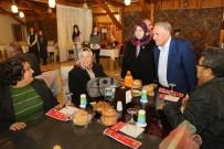 ALTI NOKTA KÖRLER DERNEĞİ - Niğde Belediye Başkanı Özkan'dan Engellilere Özel Program