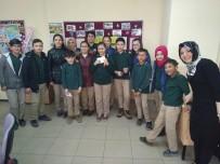 OSMAN KıLıÇ - Ortaokul Öğrencilerinden Özel Öğrencilere Ziyaret