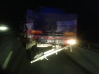 SELIMIYE - Osmaneli'de Trafik Kazası, 1 Ölü, 1 Ağır Yaralı