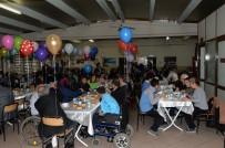 ENGELLİ BAKIM MERKEZİ - Osmangazi Belediyesi Engellileri Unutmadı