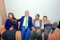 DİYALİZ HASTASI - Yaşlıları 'Baş Tacı' Ettiler