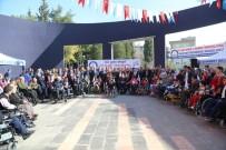 ŞAHINBEY BELEDIYESI - Şahinbey Engellileri Yalnız Bırakmadı