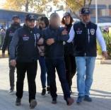 İNGILIZ STERLINI - Sahte Sterlinle Dolandırıcılık Yapan 2 Kişi Yakalandı